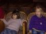 """""""Bałwankowa kraina"""" - grupa 2 i 3 w Teatrze Piccolo"""