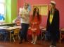 Cała Polska czyta dzieciom - Wizyta uczniów z XXXIV LO w Łodzi