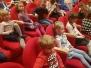 Czerwony kapturek - Grupa 4 i 5 w Teatrze Arlekin