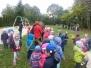 Dzień Przedszkolaka czyli moc atrakcji w ogrodzie