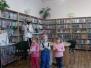 Grupa 3 z wizytą w Bibliotece Miejskiej