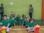 Grupa 5 na zawodach sportowych w hali KKS WŁÓKNIARZ