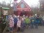 Magnolki z wizytą w Krainie Świętego Mikołaja w Kołacinku