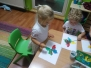 Kolorowe motyle - grupa 2