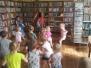 Maluchy w Bibliotece Miejskiej