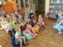 Maluszki w Bibliotece Miejskiej