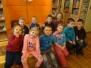 Wizyta starszaków w bibliotece