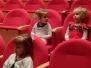 Wyjazd do teatru grupy 1 i 2 -  Przygody Misia Rymcimci