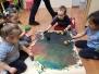 Zabawy magicznymi farbami