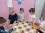 Zabawy z masą solną i eksperymenty z kolorami