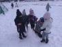 Zimowy spacer grupy 3